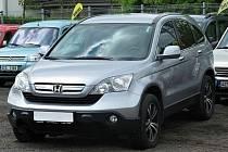 Ojetá Honda CR-V z roku 2009.