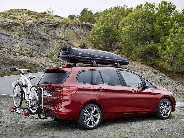 BMW 2Gran Tourer.