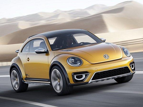 Volkswagen Beetle Dune.
