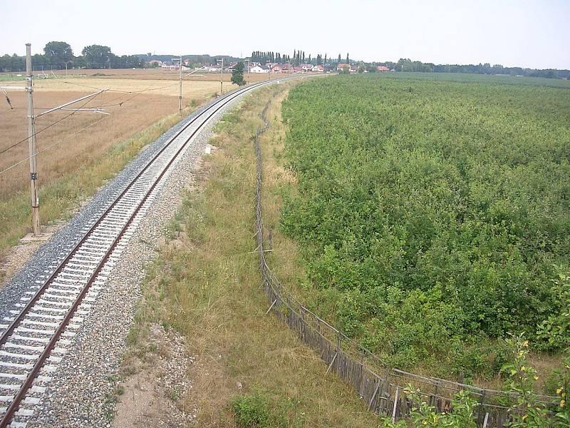 Železniční zkušební okruh u Velimi