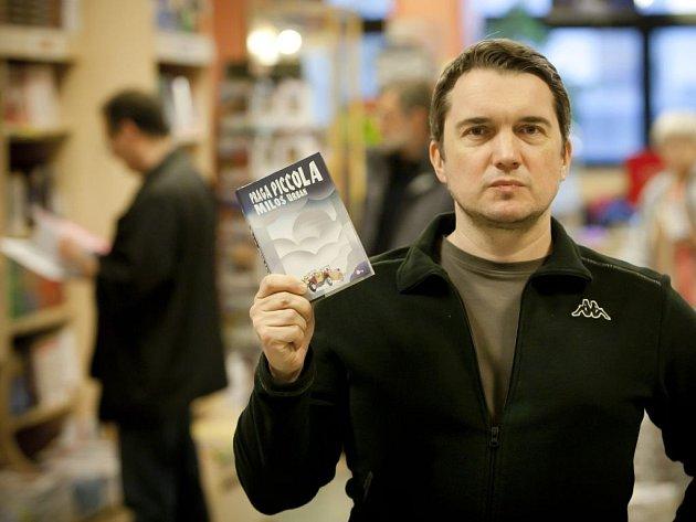 LiStOVáNí v březnu uvádí knihu právě jednoho z nejlepších českých prozaiků, Miloše Urbana.