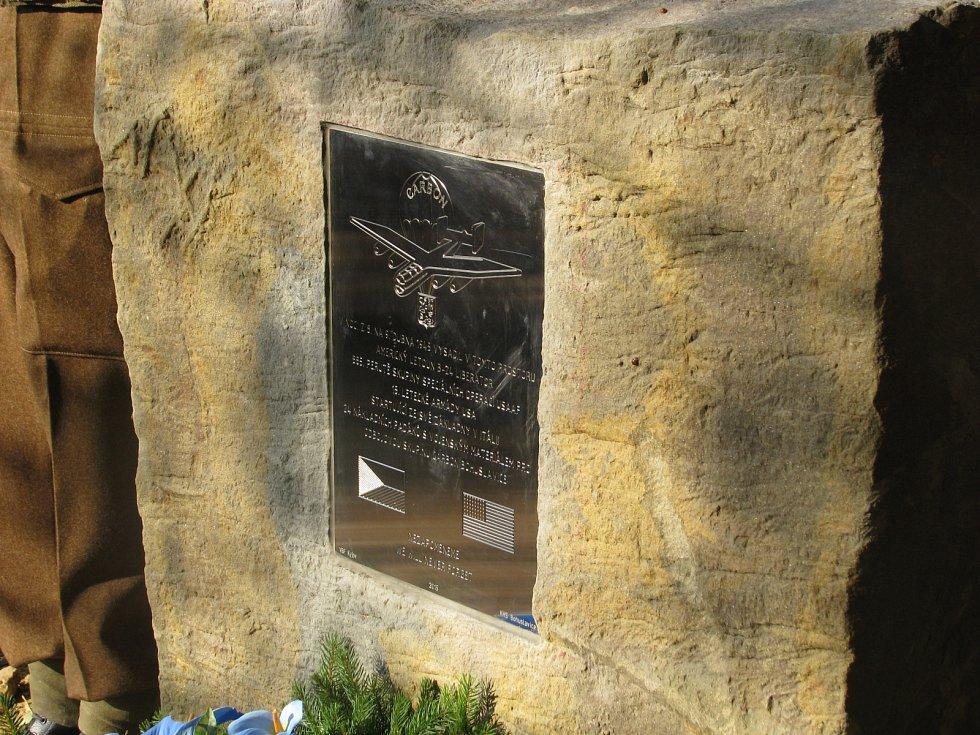 V obci Kyjov byla v roce 2015 odhalena pamětní deska upomínající na shoz