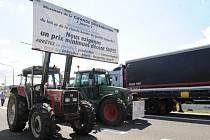 Protest belgických zemědělců kvůli klesajícím cenám mléka víkendovou Velkou cenu Belgie formule 1 neohrozí.