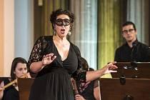 Francouzská sopranistka Chantal Santon-Jeffery