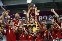 Fotbalisté Španělska obhájili titul mistrů Evropy.