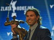 Jaromír Jágr má už 12. Zlatou hokejku pro nejlepšího českého hráče.