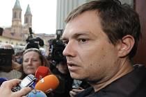 Poslanec Věcí veřejných Michal Babák