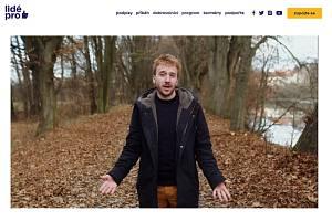 Bývalý předseda spolku Milion chvilek Mikuláš Minář představil 3. prosince 2020 na internetu své nové politické hnutí Lidé PRO