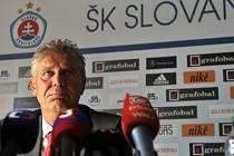 Jozef Chovanec, trenér Slovanu Bratislava