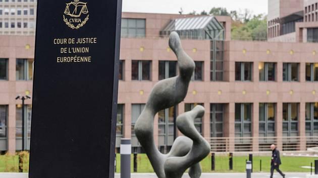 Evropský soudní dvůr v Lucemburku