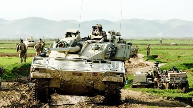 Norská armáda působí i v zahraničních misích například v Afghánistánu.