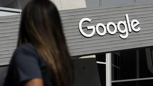 Logo společnosti Google - ilustrační foto