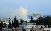 Syrská armáda ostřeluje Dará