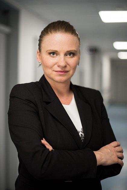 Mluvčí Fakultní nemocnice Ostrava Naďa Chattová