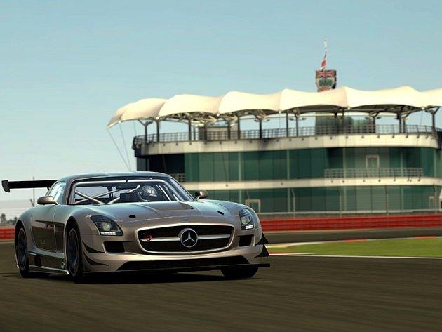 Počítačová hra Gran Turismo 6.