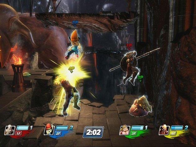 Počítačová hra PlayStation All-Stars Battle Royale.