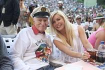 Zemřel zakladatel Playboye Hugh Hefner