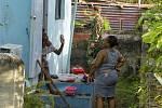 Obavy z hurikánu Maria