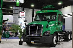 Ukázkové vozidlo firmy Jacobs Vehicle Systems