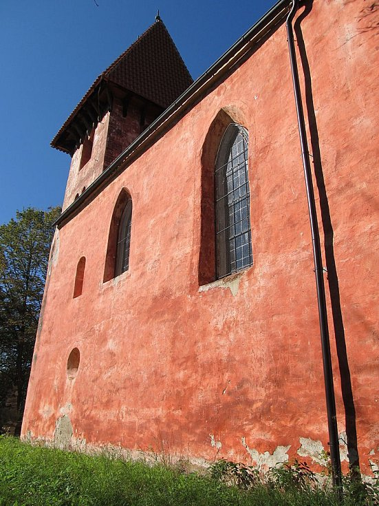 Kostel sv. Mikuláše v Boleticích