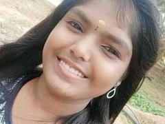 Zabitá dívka N Logeshwari