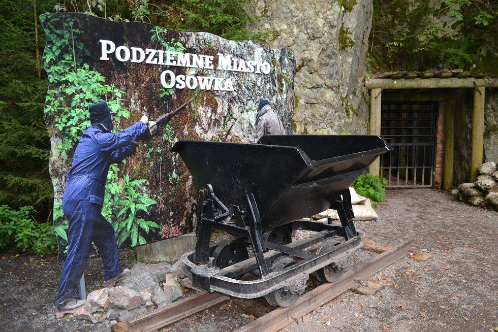 Objekt Osówka v Polsku