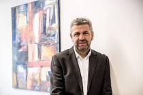 Majitel firmy Grinex CZ Richard Jahoda.