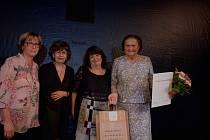 Seniorka roku 2018 Blanka Tuscherová z Brna-Líšně