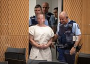 Brenton Harrison Tarrant před soudem