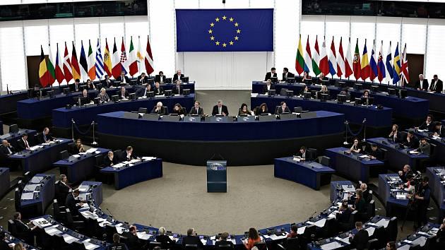 Zasedání Evropského parlamentu ve Štrasburku - Ilustrační foto