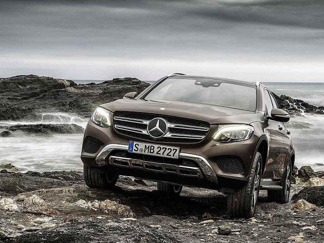 Mercedes-Benz GLC.
