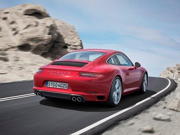 Porsche 911Carrera S.