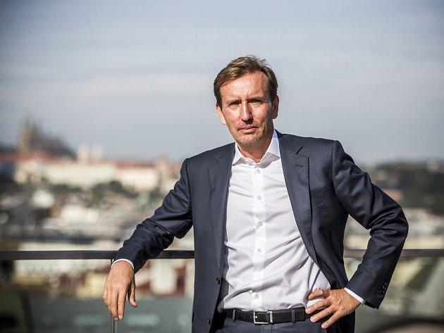 Marek Dospiva, spolumajitel společnosti Penta