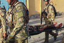 Sebevražedný útok na mešitu v Afghánistánu