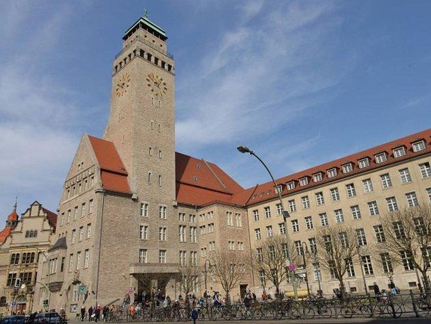 Radnice v městské části Neukölln.