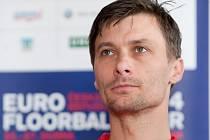 Radim Cepek zůstane trenérem reprezentace florbalistů minimálně do mistrovství světa 2018.