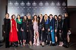 Hosté finálového večera soutěže Schwarzkopf Elite Model Look 2021, který se konal na Pražském hradě.