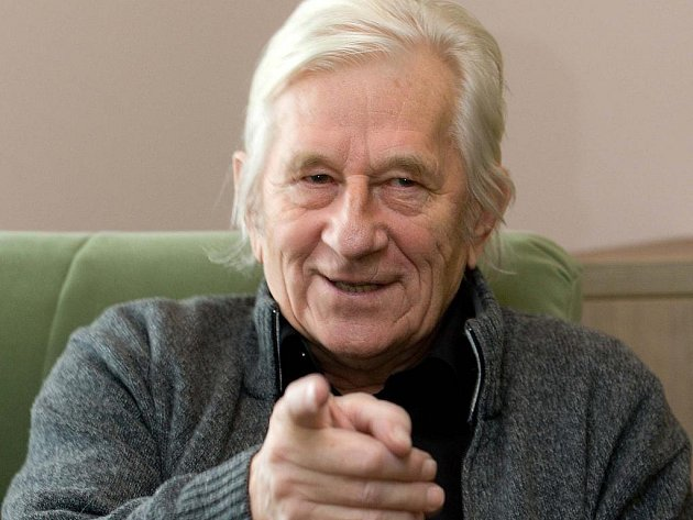 Fotbalový trenér Karel Brückner.