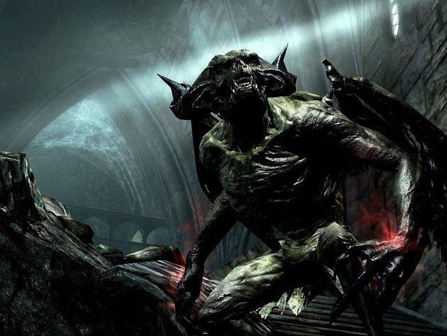 Počítačová hra The Elder Scrolls V: Skyrim - Dawnguard.