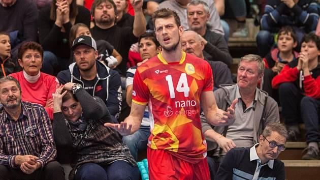Rozpaky. Matej Mihajlovič nebyl spokojený s hrou Lvů.