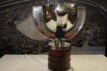 Trofej pro hokejové mistry světa.