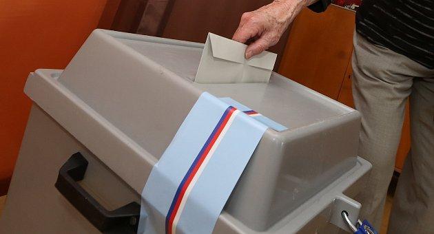 Senátní volby 2020