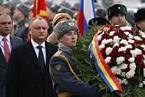 Igor Dodon, prezident Moldávie