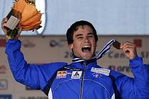 Vavřinec Hradilek, mistr světa ve vodním slalomu.