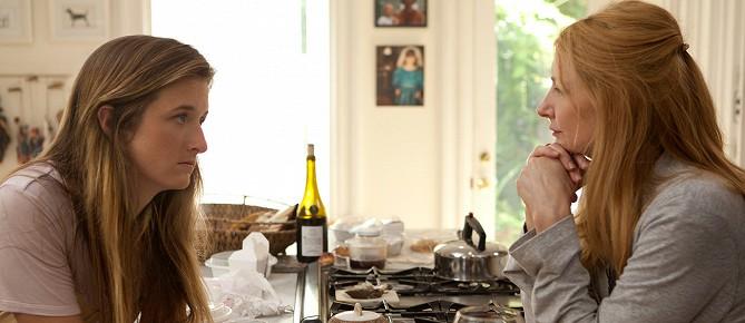 Patricia Clarksonová ve filmu Řidičský průkaz