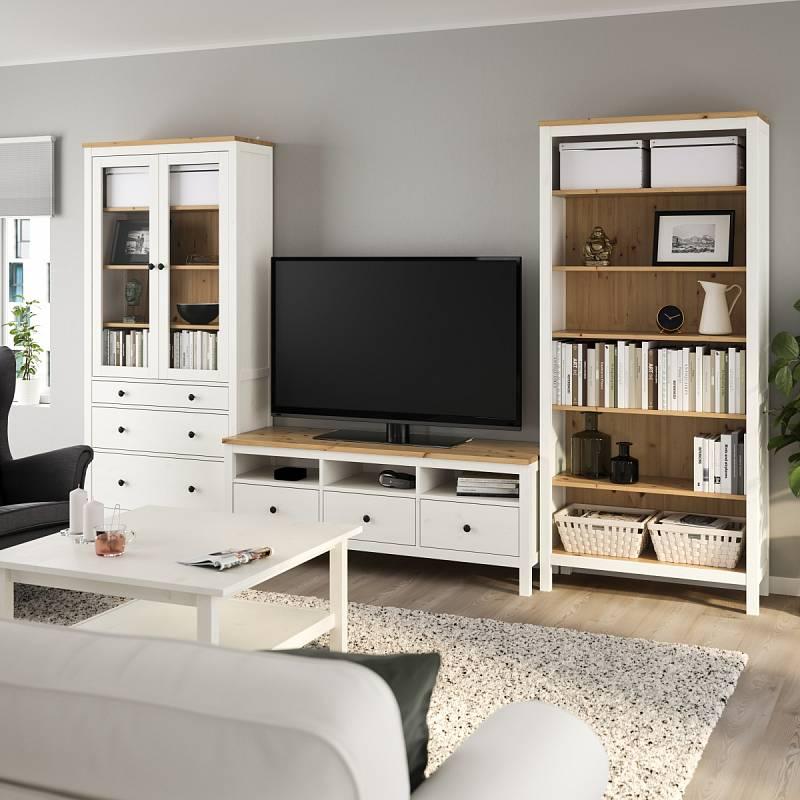 Do ložnic a obývacích pokojů zvolte její teplé odstíny bílé barvy.
