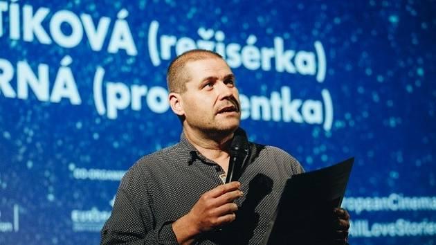 ředitel Bio Central Petr Vítek