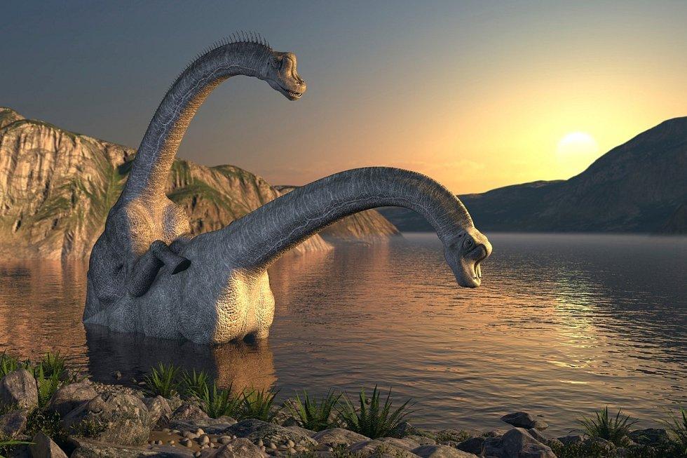 O přesné podobě dinosauřího páření neexistují žádné důkazy