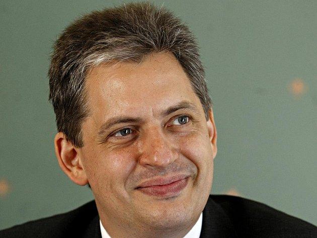 Senátor Jiří Dienstbier