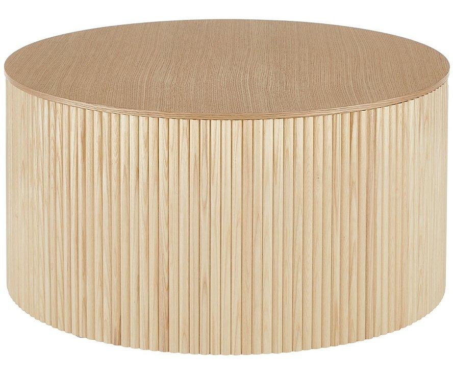 Konferenční stolek s úložným prostorem Nele.